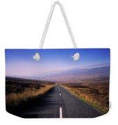 Regional Road In County Wicklow Weekender Tote Bag