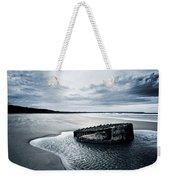 Reighton Sands Beach Weekender Tote Bag