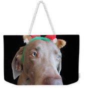 Reindeer Doggie Weekender Tote Bag