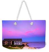 Relaxing Peaceful Ocean Air Weekender Tote Bag