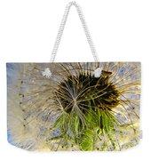 Releasing Seeds Weekender Tote Bag