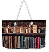 Remedies And Visiting List Weekender Tote Bag