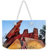 Remember September 11th Weekender Tote Bag