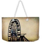 Remember When Ferris Wheel Weekender Tote Bag
