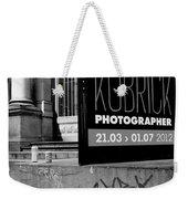 Remembering Kubrick Weekender Tote Bag
