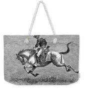 Remington: 10th Cavalry Weekender Tote Bag