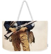 Remington: Soldier, 1901 Weekender Tote Bag