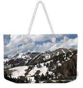 Rendezvous Mountain 2 Weekender Tote Bag
