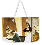 Rene Laennec, French Physician Weekender Tote Bag