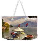 Rent A Boat Weekender Tote Bag