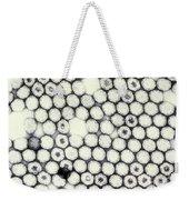 Reovirus Weekender Tote Bag by Science Source