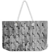 Repetition To Variation 1b Weekender Tote Bag