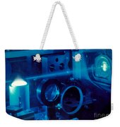 Research Into The Combustion Of Fuels Weekender Tote Bag
