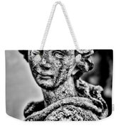 Resigned To Fate - Bw Weekender Tote Bag