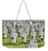 Rest In Peace Weekender Tote Bag