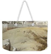 Resting Near Jerusalem Weekender Tote Bag