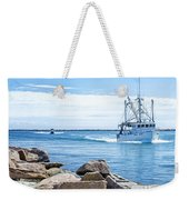 Return Weekender Tote Bag by Joan Carroll
