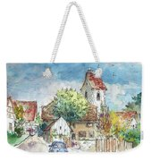 Reute In Germany 01 Weekender Tote Bag