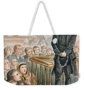 Rev. George Burroughs Weekender Tote Bag by Granger