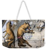 Reynard The Fox, 1846 Weekender Tote Bag