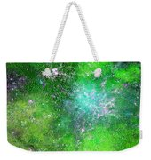Rhapsody Of Stars In C Major  Weekender Tote Bag