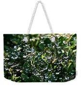 Rhinestone Diamonds Weekender Tote Bag