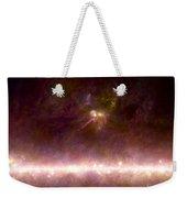 Rho Ophiuchi Nebula And Galactic Center Weekender Tote Bag