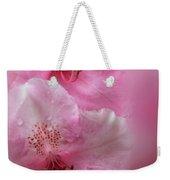 Rhododendron Dreams Weekender Tote Bag