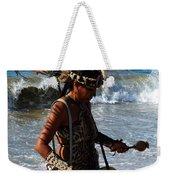 Rhythm Of The Ocean Weekender Tote Bag