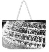 Rhythm Of The Rain Weekender Tote Bag