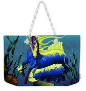 Ribbon Hippocampus Weekender Tote Bag