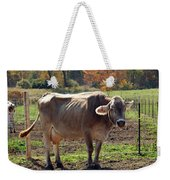Ribs On A Skinny Cow Weekender Tote Bag