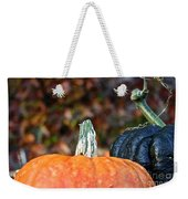 Rich Autumn Colors Weekender Tote Bag