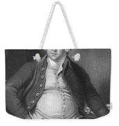 Richard Arkwright, English Industrialist Weekender Tote Bag