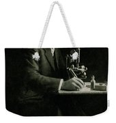 Richard C. Cabot, American Physician Weekender Tote Bag by Science Source