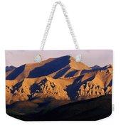 Richardson Mountains, Dempster Highway Weekender Tote Bag