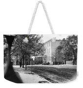Richmond: Davis Home, 1865 Weekender Tote Bag
