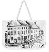 Richmond: First Capitol Weekender Tote Bag
