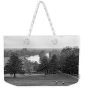 Richmond Hill  Weekender Tote Bag by Jasna Buncic