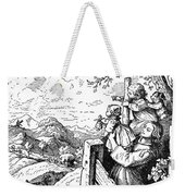 Richter Illustration Weekender Tote Bag