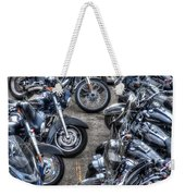 Ride And Shine Weekender Tote Bag