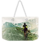 Ride The Rockies Weekender Tote Bag