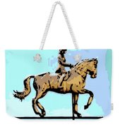 Riding Copper Weekender Tote Bag