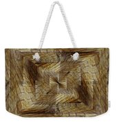 Rift In The Sand Weekender Tote Bag