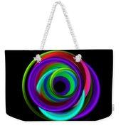 Ring Deep Weekender Tote Bag