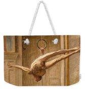 Ring Gymnast No 2 Weekender Tote Bag by Eugene Jansson
