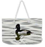 Ring Necked Duck  Weekender Tote Bag