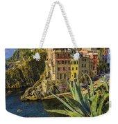 Rio Maggiore Cinque Terre Italy Weekender Tote Bag
