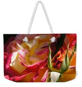 Rio Samba Rose And Bud Weekender Tote Bag