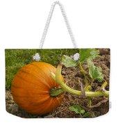 Ripe Pumpkin Weekender Tote Bag
